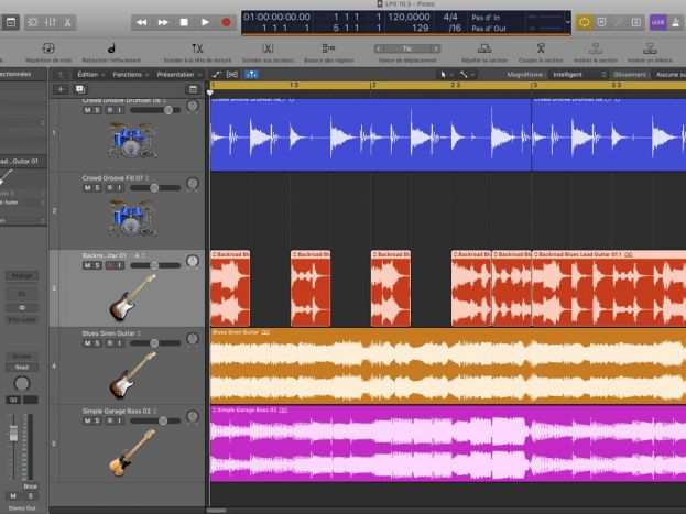 Review update Logic Pro X v10.3