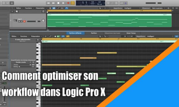 Optimiser son Workflow dans le Piano Roll