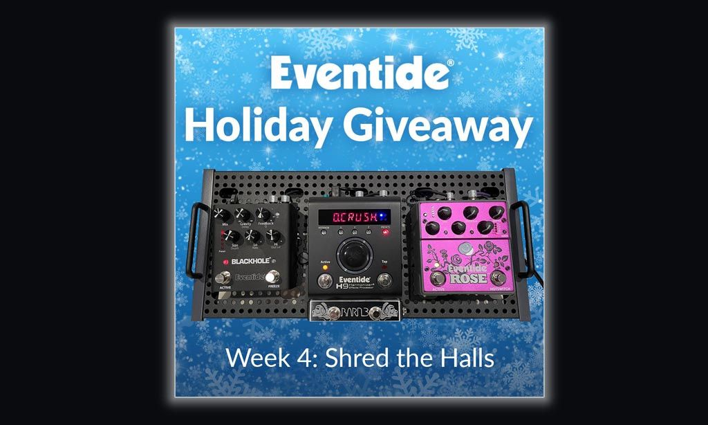 Giveaway Eventide semaine 4 !