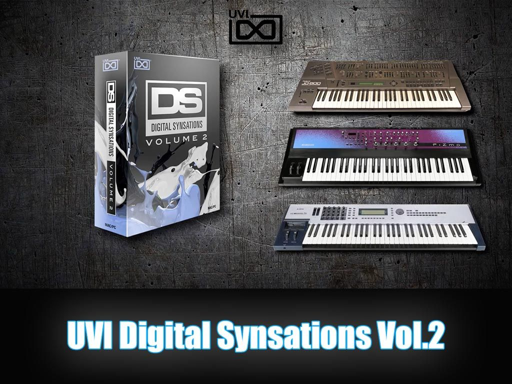 Test UVI Digital Synsations Vol.2