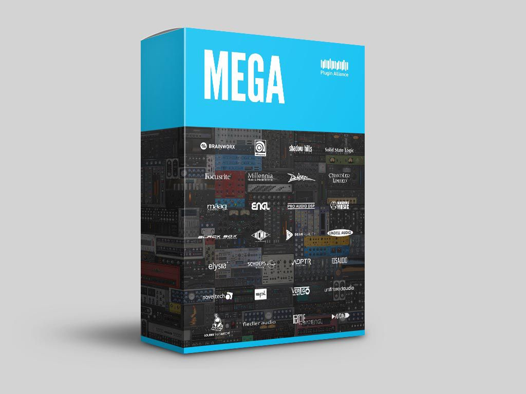 Plugin Alliance présente son MEGA Bundle !