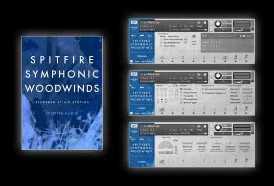 Test Spitfire Symphonic Woodwinds