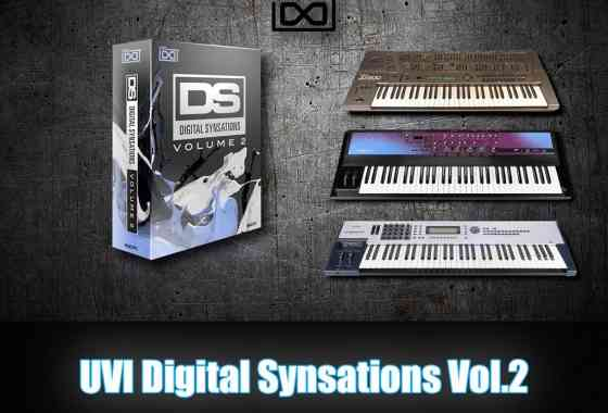 Test UVI Digital Synsations Vol.2
